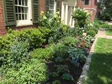Landscape design in Pittsburgh