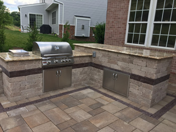 Free estimate from pittsburgh 39 s best outdoor living for Outdoor kitchen cost estimator